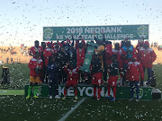 Free State Stars beat Ke Yona Team to lift the Nedbank Ke Yona Challenge at Makhulong Stadium.
