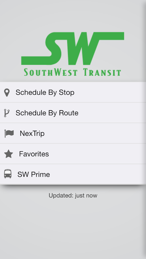 SW Transit- screenshot