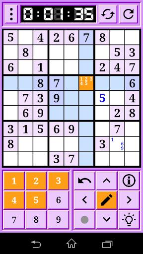 Classic Sudoku 10.7 screenshots 6