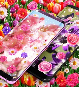 Spring live wallpapers Apk  Download For Android 7