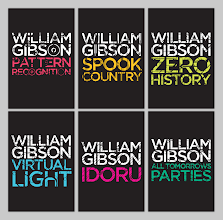 Photo: William GIbson - Back Catalogue (2010)