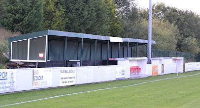 Photo: 13/9/11 v Rhyl (Cymru Alliance) 2-3 - contributed by Andy Gallon