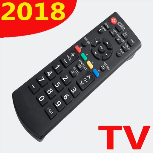 remote 2018 control for tv - all tv Icon