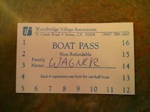 Photo: Woodbridge Boat Pass