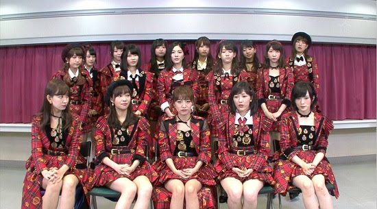 (TV-Music)(1080i) AKB48 Part – CDTV 151121