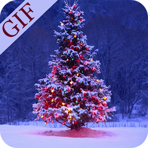 Christmas Tree Gif Animation Android Apps Google Play