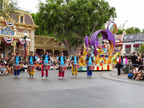 Photo: Disneyland - Parade