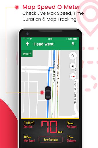 GPS Route Finder screenshot 5