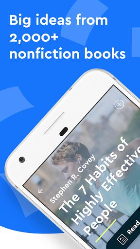 Blinkist - Nonfiction Books 5.5.4 screenshots 1