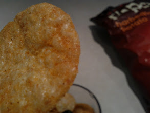 Photo: Pop Chip up close and personal.
