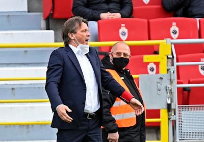 """Vercauteren verwijt spelers niets na verlies tegen Club: """"We verdienden dit niet helemaal"""""""