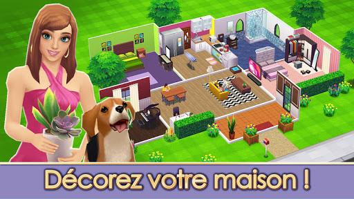 Télécharger Home Street - Concevez votre maison de rêve APK MOD (Astuce) screenshots 1
