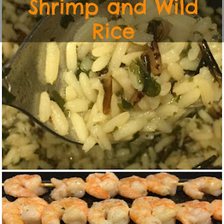 Shrimp and Wild Rice