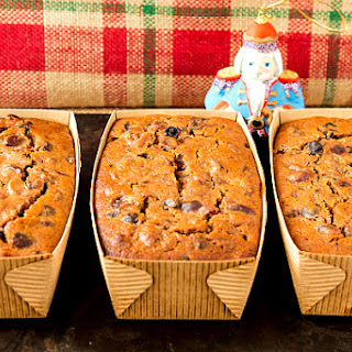 The Beloved's Fruitcake--Wait. Don't Go! This Stuff is Great!