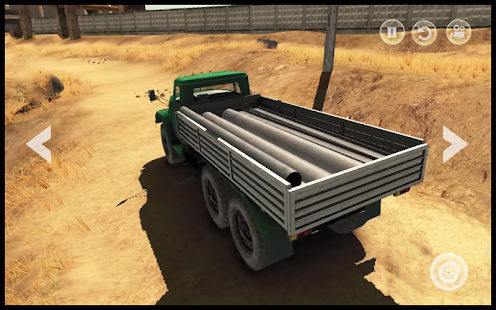 Truck Driver : Cargo Delivery Simulation Game 3D - náhled