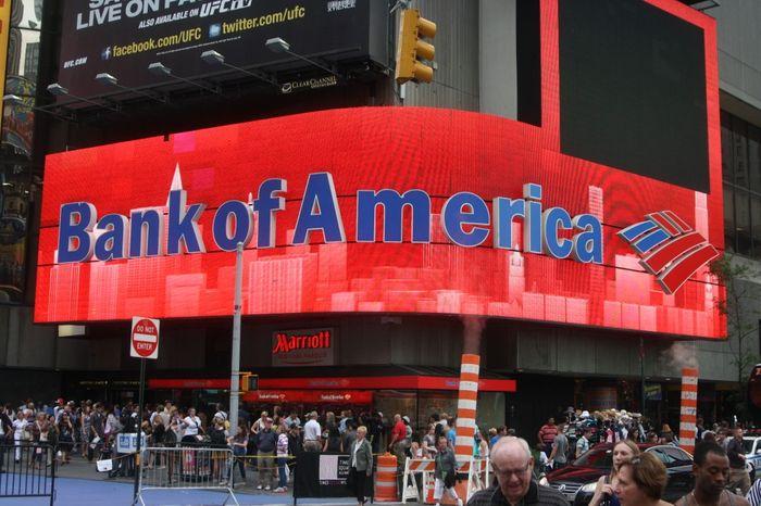 美國股票推薦-Bank of America Corp | 美國銀行