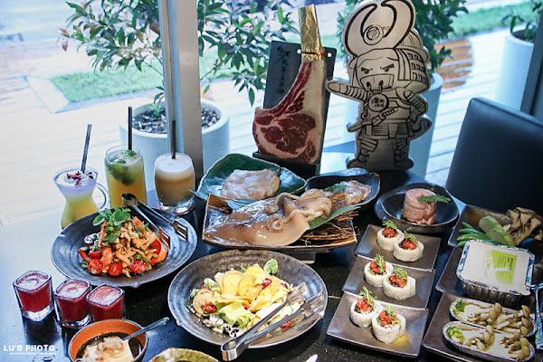 燒肉 過年團圓燒烤去!燒烤界的南霸天。過年期間限量日本近江牛!「碳佐麻里」|燒肉|聚餐|年菜|