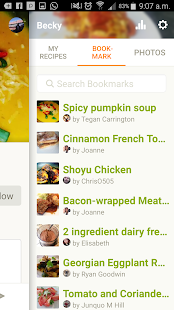 Cookpad for PC-Windows 7,8,10 and Mac apk screenshot 3