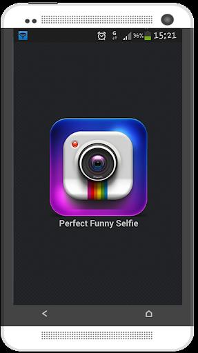 Perfect Funny Selfie