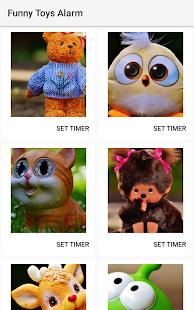 Funny Toys Alarm - náhled