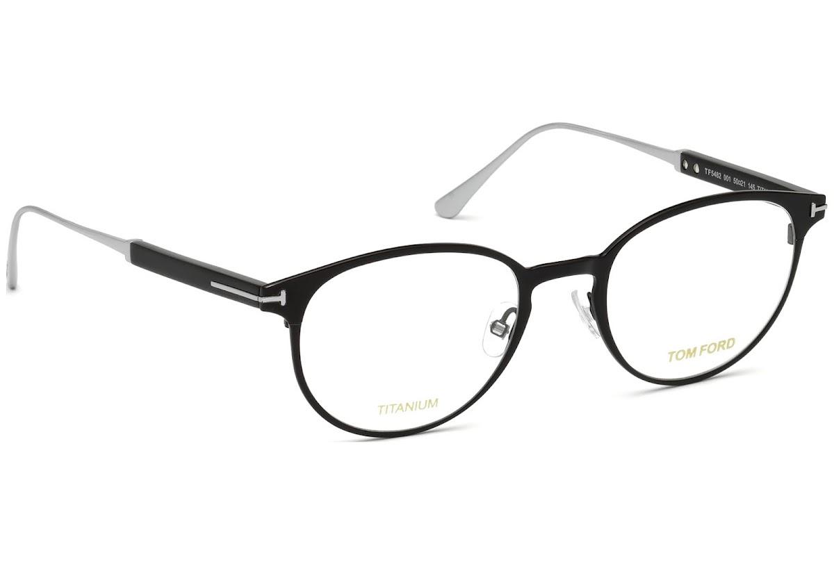 b99ff2a01c Buy Tom Ford FT5482 C50 001 (shiny black   ) Frames