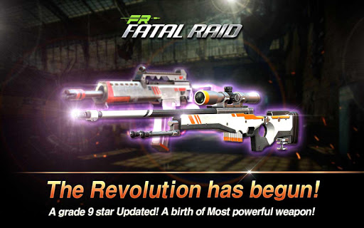 Fatal Raid - No.1 Mobile FPS 1.5.444 Screenshots 1