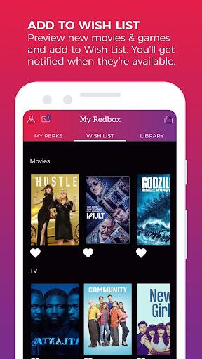 Redbox – Rent, Watch, Play screenshot 8