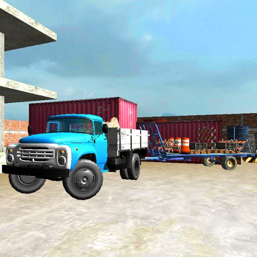 Construction 3D: Truck Driving