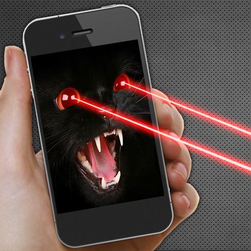 Laser Cat Joke 模擬 App LOGO-硬是要APP
