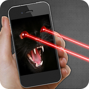 Laser Cat Joke for PC and MAC