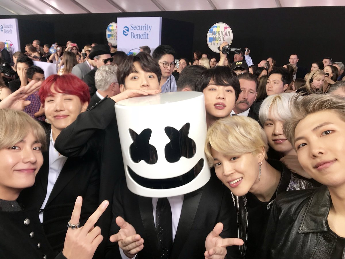 BTS is already setting schedules for 2018 and 2019 - Koreaboo