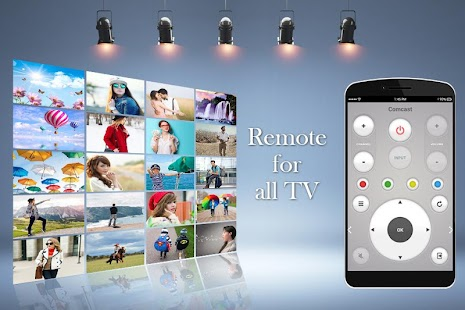 Remote for All TV - náhled