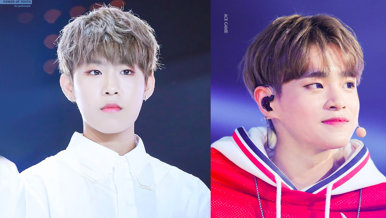 daehwi and woojin