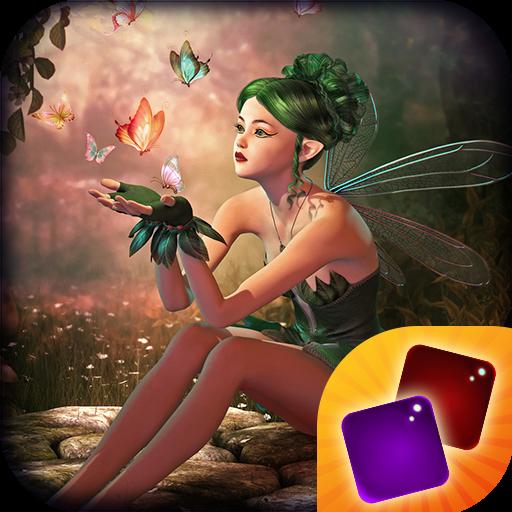 Beautiful Blocks Puzzle Game - Fairy Wonderland
