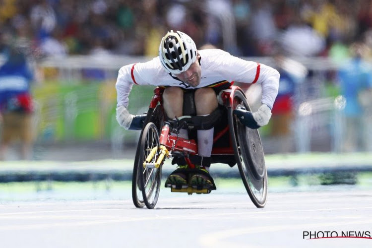 Straf! Enkele weken na heupoperatie pakt landgenoot goud op 100 meter EK para-atletiek