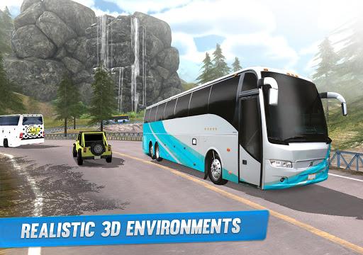 Offroad Hill Climb Bus Racing 2020 apkmr screenshots 11
