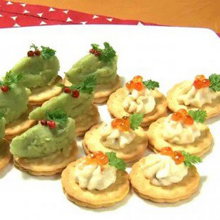 Potato Canape Recipes.