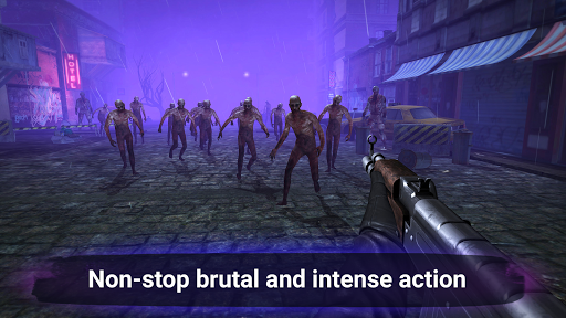 Zombeast: Survival Zombie Shooter  captures d'écran 1