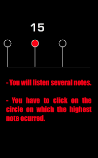 Ear Training PRO Screenshot