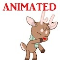 Dancing Reindeer LiveWallpaper icon