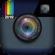 カメラエフェクト - Androidアプリ