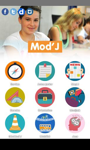 Mod'J mobile