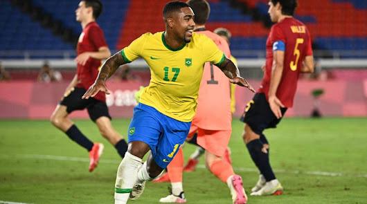 España pierde el oro contra Brasil