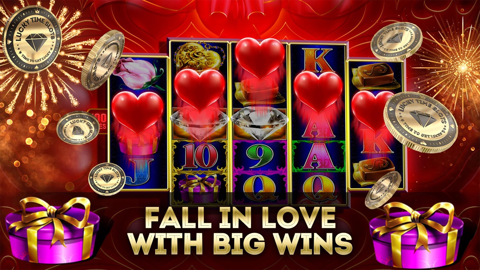 free casino games lucky time