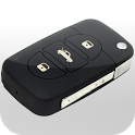 Car Key Simulator icon