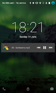 Samba Network Music Player- screenshot thumbnail
