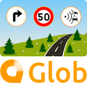 Glob - GPS, Traffic, Radar & Speed Limits