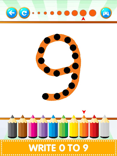 ABC123 English Alphabet Write 2.3.7 screenshots 10