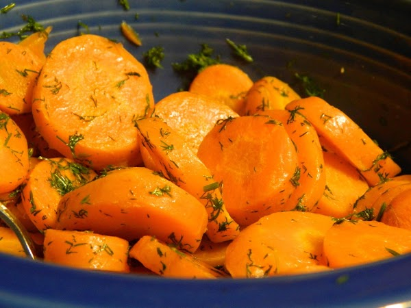 Dilled Carrots Recipe