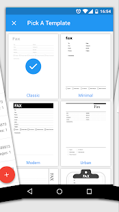 iFax: Fax & Receive Faxes FREE- screenshot thumbnail
